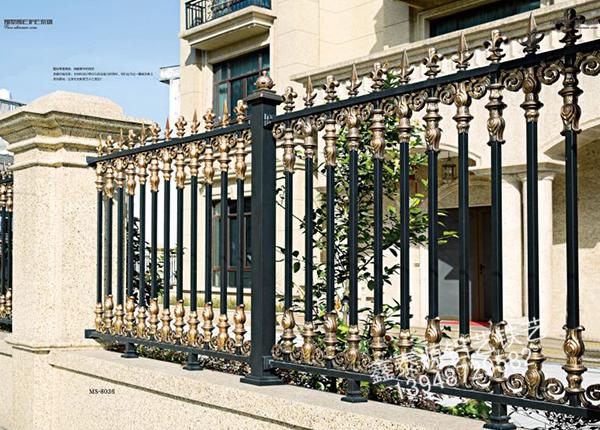 1500×3000铝艺栏杆