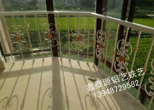 铁艺阳台护栏制作