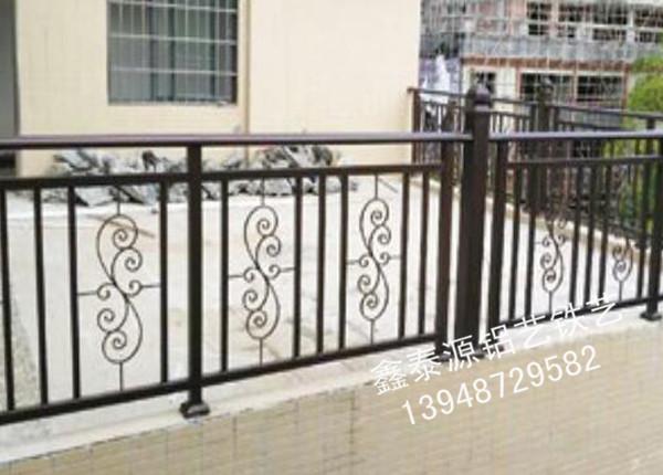 铁艺阳台护栏工艺