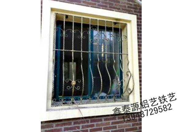 铁艺护窗设计