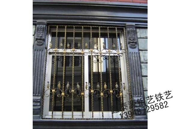 呼和浩特铁艺护窗厂家