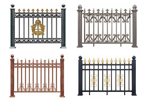 集宁呼市庭院围栏