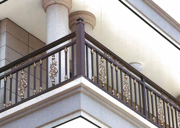 集宁阳台栏杆