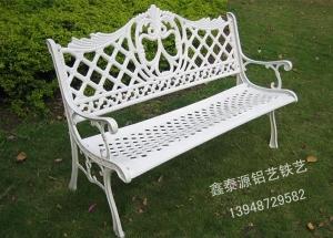 公园椅设计展示