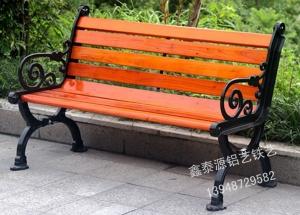 公园椅生产