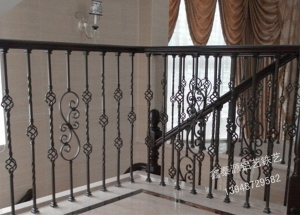 铁艺楼梯多少钱