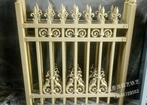 1500×3000铝艺栏杆价格