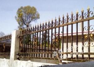 铁艺护栏公司