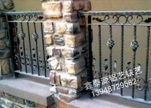 铁艺阳台护栏价格