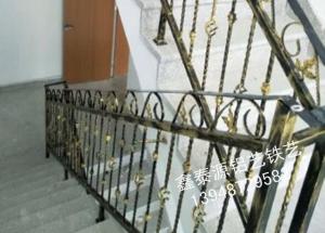 铁艺楼梯扶手设计