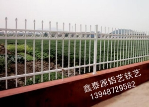 镀锌钢护栏安装
