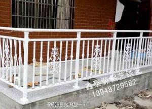 锌钢阳台护栏定制