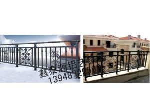 锌钢阳台护栏制作