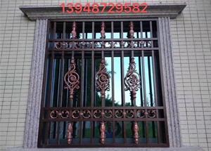铝艺护窗厂家
