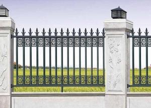 包头庭院护栏