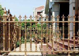 鄂尔多斯庭院围栏