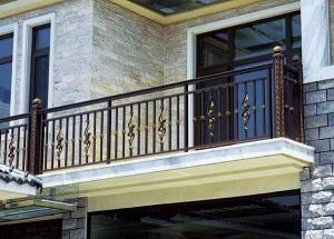 鄂尔多斯阳台栏杆